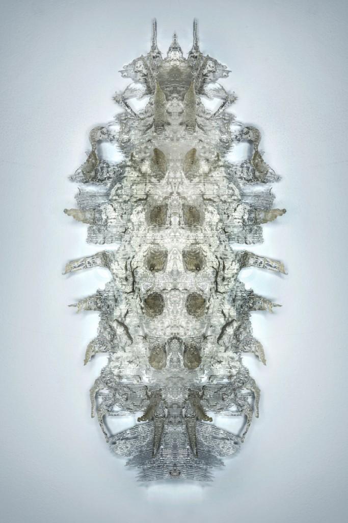 Jorge Ayala Sculpture moulage 3