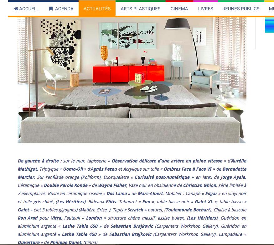 Artsixmic Villa Cap Arts 25:3:2015 2