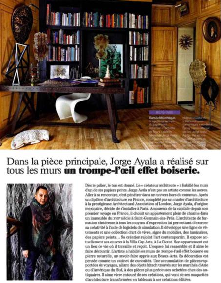 Maison Francaise Juillet Aout 2015 Jorge Ayala4