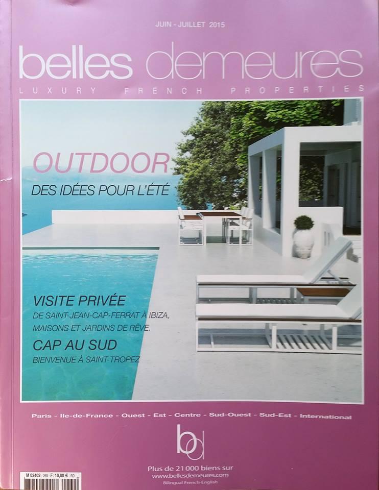 Villa Cap Arts Belles demeures Visite privée juin juillet 2015 par Katy Masseret, photos Didier Delmas0
