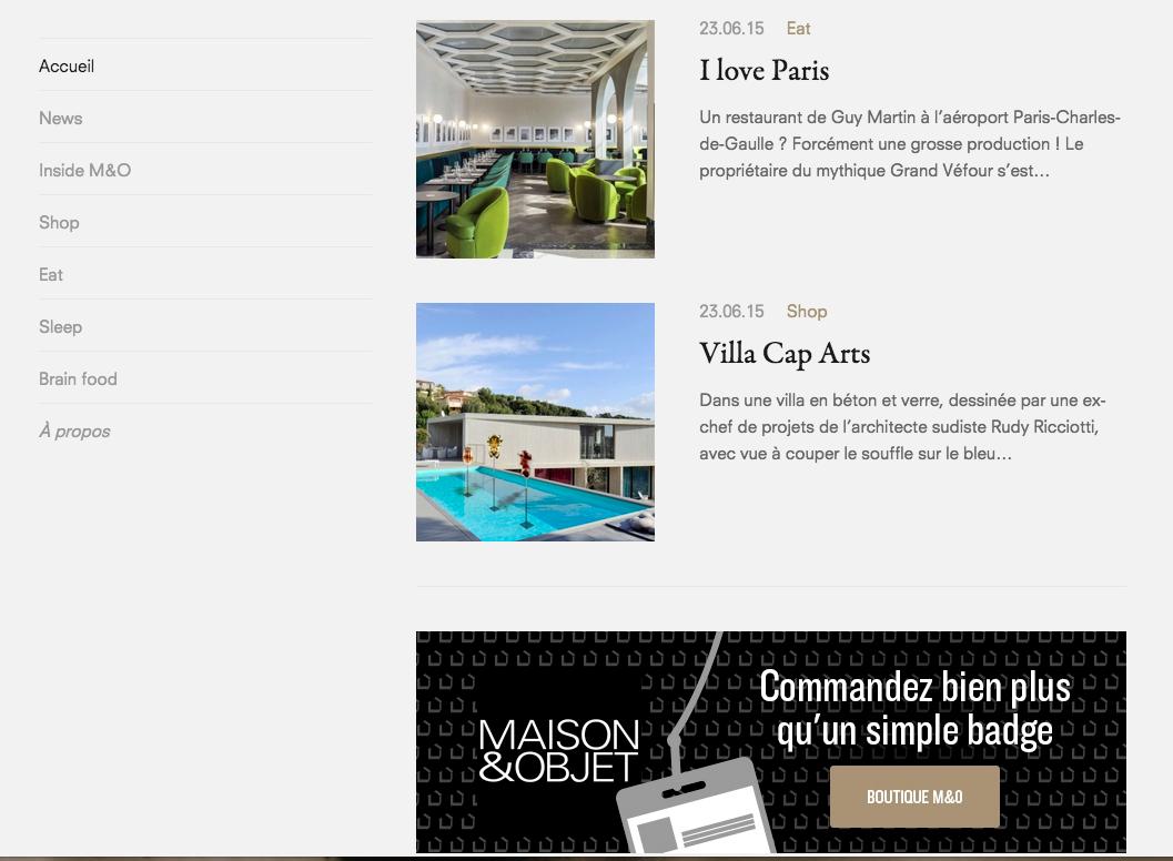 Villa Cap Arts M&O juin 2015