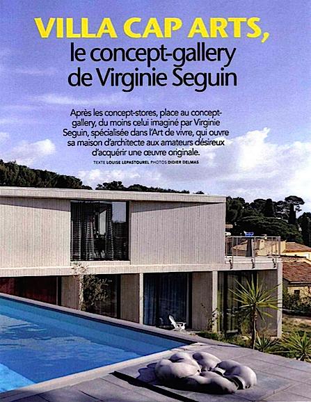 Villa Cap Arts Viva Deco