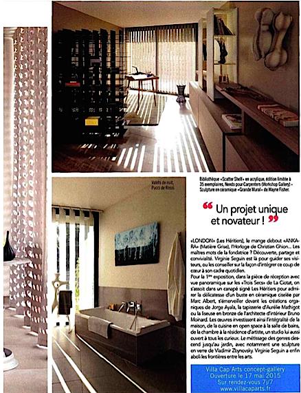Villa Cap Arts Viva Deco5
